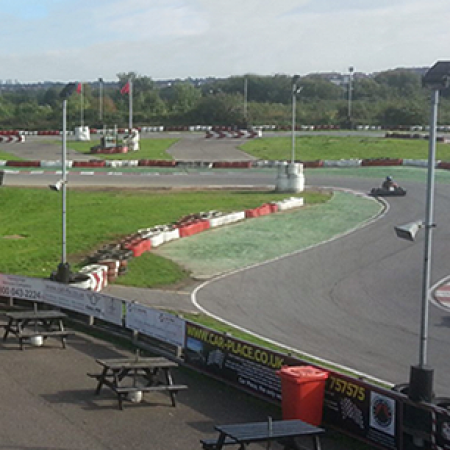 Karting Thurrock Outdoor, Essex