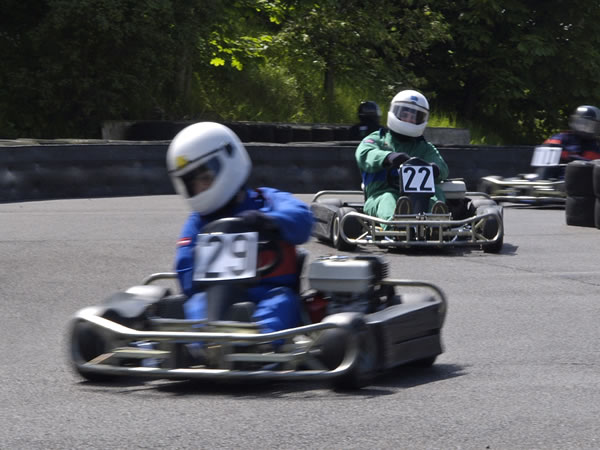 Karting Watergrasshill, Cork