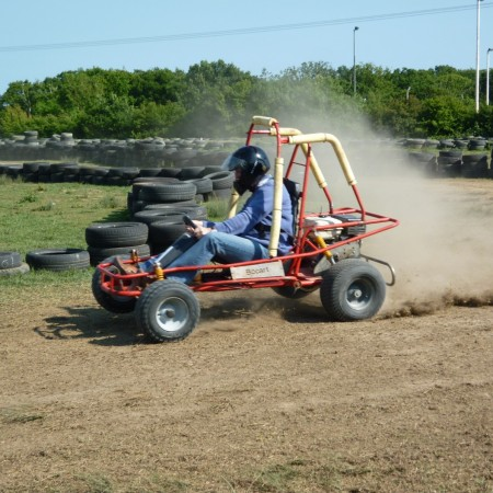 Off Road Karting Hailsham, East Sussex